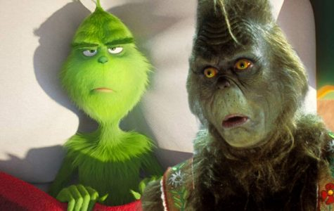 The Grinch: New vs Old