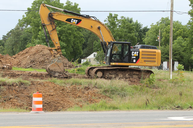 The+continuous+construction+along+Nokesville+Road+is+both+a+source+of+annoyance+for+drivers+and+an+environmental+concern.+