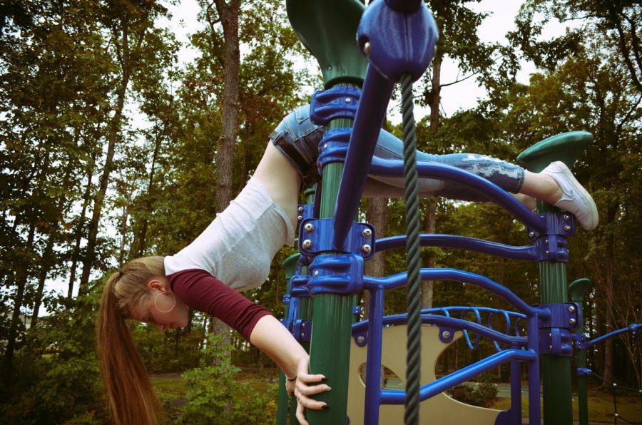 The Gymnasts Playground