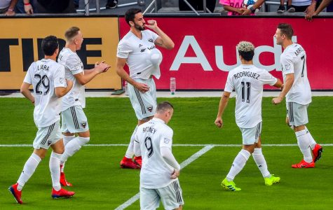 DC United Cruise Into Playoff Spot