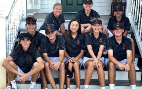 """""""Bleacher Report"""" of the BDHS Golf Team"""