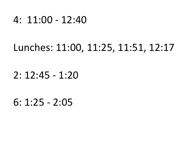 October+16+Schedule
