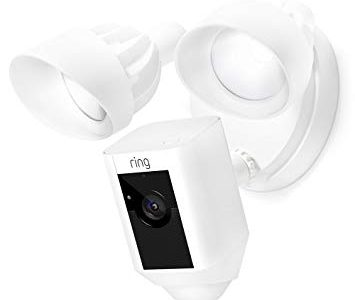The Ring Floodlight Camera with a two-way talking feature has received heavy backlash after several reports of being hacked.