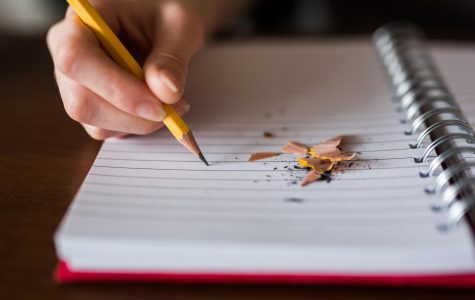 Testing can often add unnecessary stress to student's lives.
