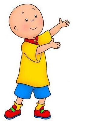 PBS cancels Caillou after 20 years on air