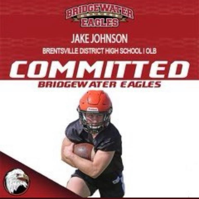 Jake Johnson has committed to Bridgewater College