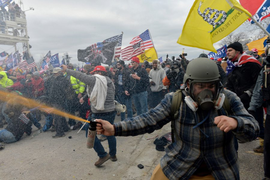 Trump+supporters+clash+with+police+and+security+forces+as+people+try+to+storm+the+US+Capitol+Building+in+Washington%2C+DC%2C+on+January+6%2C+2021.