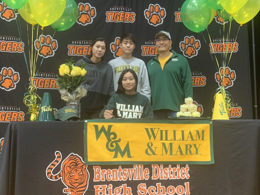Isabel Bae has committed to William and Mary
