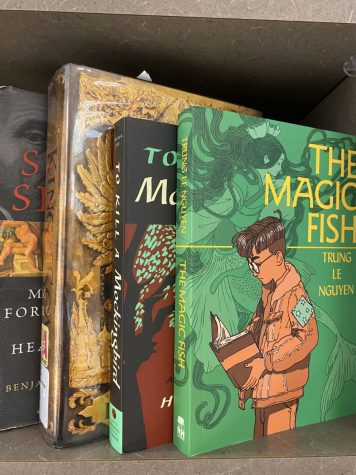 """Review of """"The Magic Fish"""" by Trung Le Nguyen"""